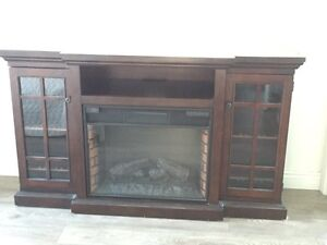 Costco electric fireplace