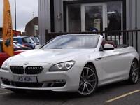 2011 BMW 6 Series 3.0 640i SE 2dr 2 door Convertible