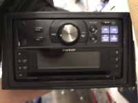Double din radio