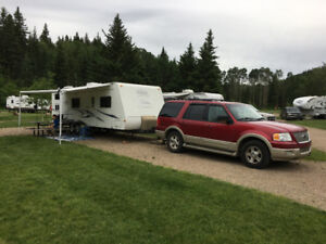 Travel trailer *reduced*