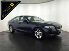 2011 BMW 520D SE 4 DOOR SALOON 1 OWNER BMW HISTORY FINANCE PX WELCOME