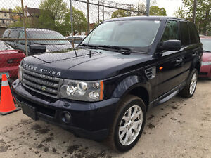 2007 Range Rover Sport HSE just arrived for sale at Pic N Save!