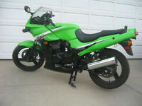 Kawasaki Ninja EX500R