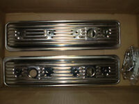 CHROME VALVE COVERS