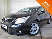 2011 61 TOYOTA AVENSIS 2.2 T4 D-4D 4D 148 BHP! P/X WELCOME! 36K MILES! FULL TOYO