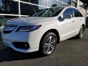 2016 Acura RDX Elite Package