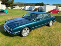 1995 Jaguar XJR 4.0 Supercharged 4dr Auto EX HRH CROWNED PRINCE AND RICHARD HAMM