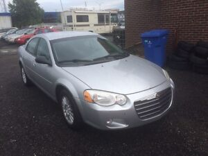 Chrysler sebring 2005  automatique