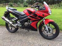 2004 Honda CBR125R-4