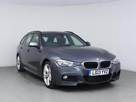 2013 BMW 3 SERIES 320d M Sport Step Auto Sat Nav GBP2275 Of Extras