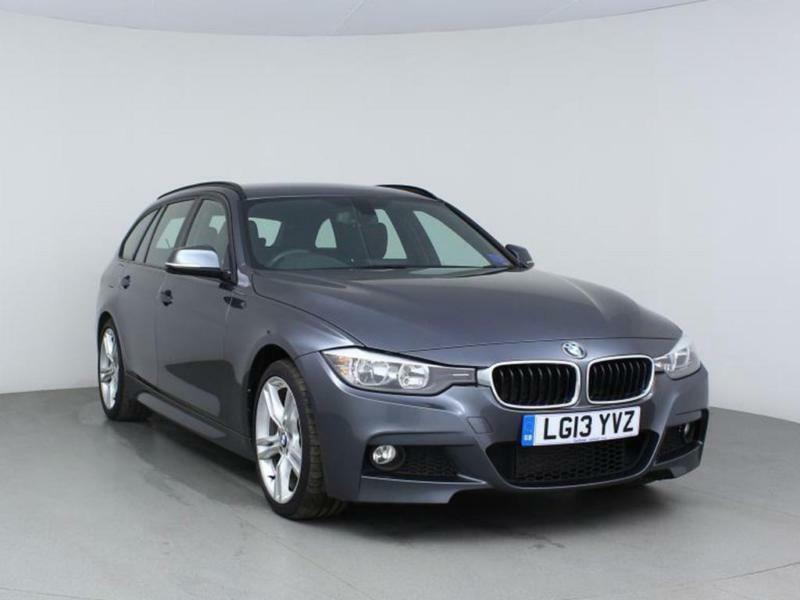 2013 BMW 3 SERIES 320d M Sport Step Auto Sat Nav GBP2275 Of Extras