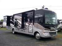 2015 Fleetwood Bounder 34T **March Special, 5 Years Warranty**