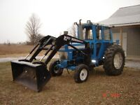 FORD 5000 DIESEL TRACTOR