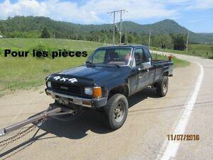 Toyota pick-up 1988 (pour pièces)