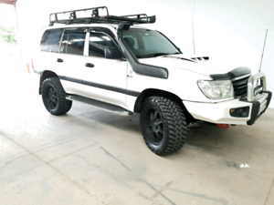 Supercharged Landcruiser