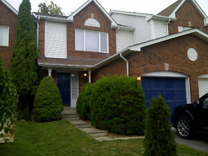 Bowmanville Townhouse - Available November 1st