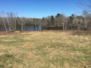Land for sale in Windsor Junction - water frontage