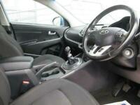 2013 Kia Sportage 1.7 CRDI 1 5d 114 BHP Estate Diesel Manual