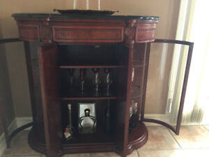 Bombay Display Cabinet/Bar