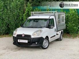 2012 12 FIAT DOBLO 1.2 16V MULTIJET WORK UP 90 BHP CAGED PICK-UP NO VAT DIESEL