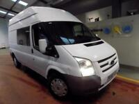Ford Transit 2.2TDCi ( 125PS ) Rwd T350 9 Seater Crew Cab