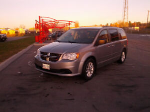 2013 Grand Caravan  SAFETIED. UBER, SCHOOL TRASPORTATION