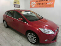 2012 Ford Focus 2.0TDCi ( 163ps )Titanium X ***BUY FOR ONLY £43 PER WEEK***