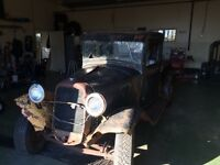 RARE!! 1933 Ford Model B Pick Up