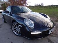 2008 Porsche 911 2dr PDK PDK! Extended Nav! 19in Alloys! 2 door Coupe