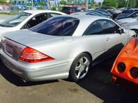 2003 Mercedes-Benz CL-Class Coupe (2 door)