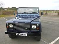 Land Rover Defender 90 Pick-Up Td5 Light 4X4 Utility 2.5 Manual Diesel