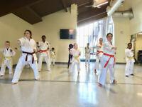 Kids/Family Karate Classes! Register NOW