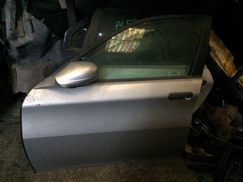 Alfa 166 doors 2002 silver colour bargain to clear