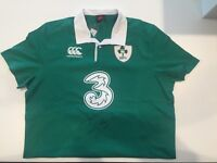 hand signed Ireland Rugby shirt
