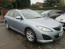 2010 60 Mazda 6 Estate 2.2d TS 163 Met Blue