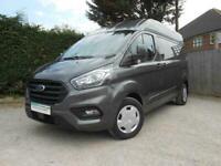 Ford Transit Custom 320 L2 H2 Trend Air 2.0 170ps Euro 6 Van RARE VAN