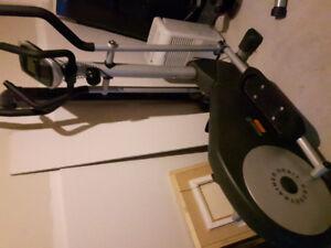 Machine d'entraînement éleptique