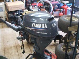 YAMAHA 15HP