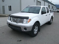 2007 Nissan Frontier SE Auto 4x4  12 Monts warranty included