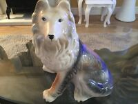 Large China dog
