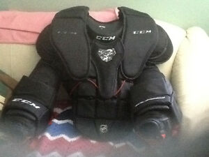 CCM CL PRO goalie chest protector