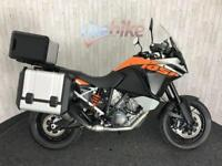 KTM ADVENTURE 1050 ADVENTURE 2015 15 PLATE 2330MLS FULL LUGGAGE MOT 02/1
