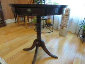 Beautiful vintage occasional table