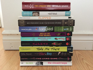 Teens/Young Adults: Books for sale!