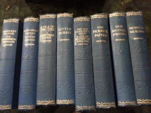 Charles Dickens 16 Book Collection - Excellent Shape