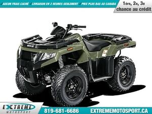 2017 Arctic Cat Alterra 400 28.80$/SEMAINE