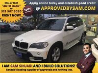 "BMW X5 - TEXT ""AUTO LOAN"" TO 519 567 3020 GUARANTEED CREDIT"