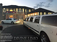 Divine Limo - Luxury Limousine Services for ALL Events