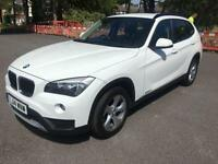 2014 14 BMW X1 2.0 SDRIVE20D EFFICIENTDYNAMICS 5D 161 BHP DIESEL