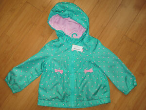 Girls Jackets - 9 Mths